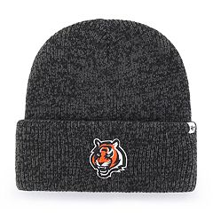 Adult '47 Brand Cincinnati Bengals Brain Freeze Knit Hat