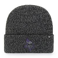 Adult '47 Brand Minnesota Vikings Brain Freeze Knit Hat