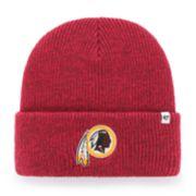 Adult '47 Brand Washington Redskins Brain Freeze Knit Hat