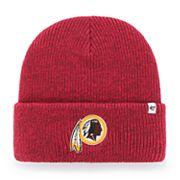 Adult  47 Brand Washington Redskins Brain Freeze Knit Hat 932dd0cf7