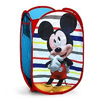 Disney's Mickey Mouse Clubhouse Pop-Up Clothes Hamper