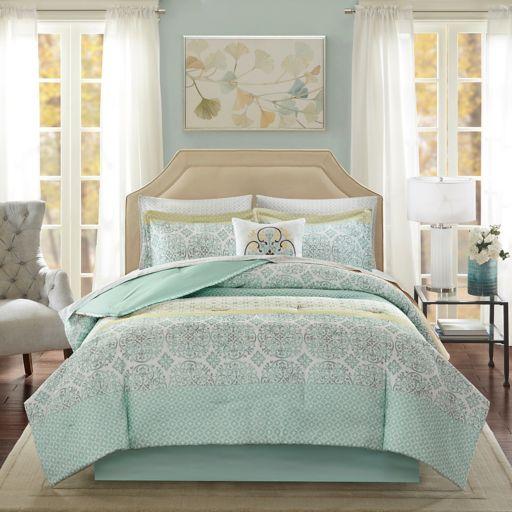 Madison Park Essentials Nova Bed Set