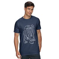 Men's Star Wars R2D2 Tee