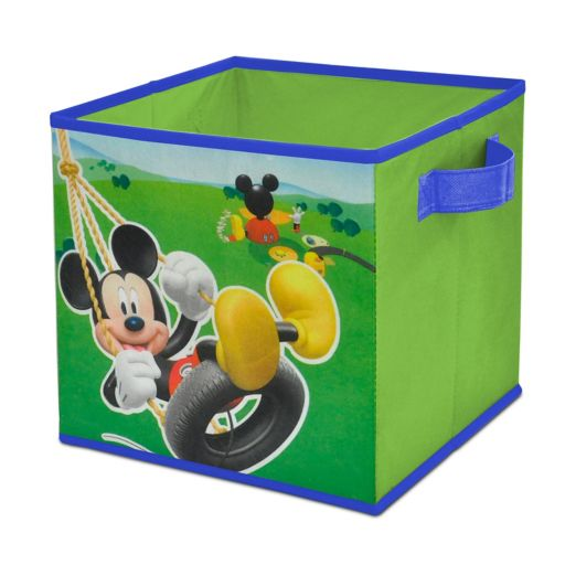 Disney's Mickey Mouse Clubhouse 2-pack Storage Cubes