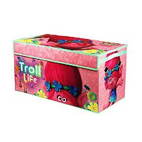 DreamWorks Trolls Poppy Collapsible Storage Trunk