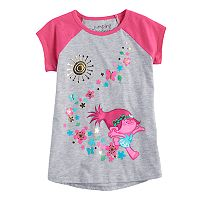 Girls 4-10 Jumping Beans® DreamWorks Trolls Poppy Graphic Tee