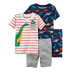 Baby Boy Carter's Dinosaurs Tops & Bottoms Pajama Set