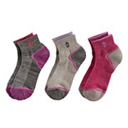 Girls 7-16 Free Country Quarter Socks