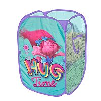 DreamWorks Trolls Poppy Pop-Up Clothes Hamper