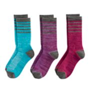 Girls 7-16 Free Country Crew Socks