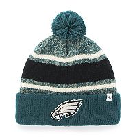 Adult '47 Brand Philadelphia Eagles Cuffed Knit Beanie