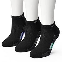 Women's adidas 3-Pack Superlite No-Show Socks