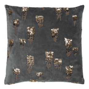 Doh By Rizzy Home Abstract Throw Pillow