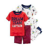 Toddler Boy Carter's 4-pc.