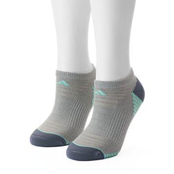 Women's adidas 2-pk. Speed Mesh No-Show Socks