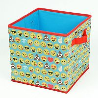 EmojiPals 2-pack Soft Storage Cubes