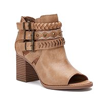 sugar Riverdale Women's Ankle Boots