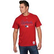 Men's Majestic St. Louis Cardinals Team Drive Tee