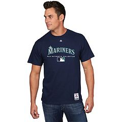 Men's Majestic Seattle Mariners Team Drive Tee