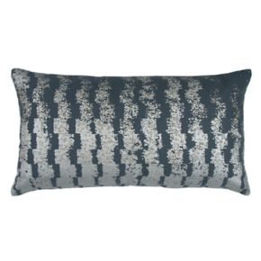 Doh By Rizzy Home Geometric Oblong Throw Pillow