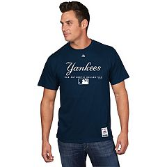 Men's Majestic New York Yankees Team Drive Tee