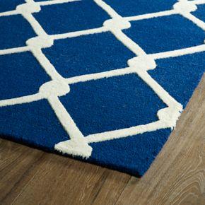 Kaleen Spaces Bliss Trellis Wool Rug