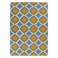 Kaleen Spaces Waldorf Geometric Wool Rug