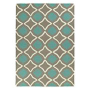 Kaleen Spaces Waldorf Geometric Wool Rug