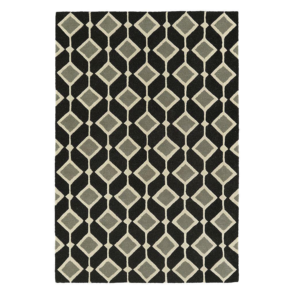 Kaleen Spaces Galway Geometric Wool Rug