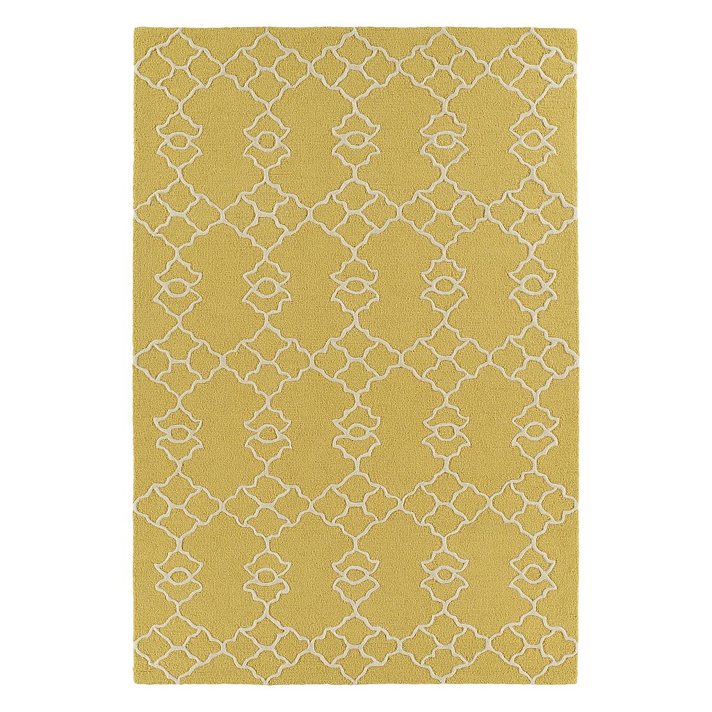 Kaleen Spaces Regency Geometric Wool Rug