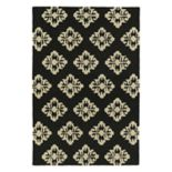 Kaleen Spaces Toro Geometric Wool Rug