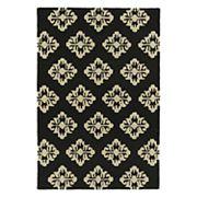 Kaleen Spaces Toro Geometric Wool Rug