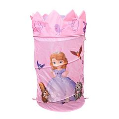 Disney's Sofia the First Pop-Up Clothes Hamper