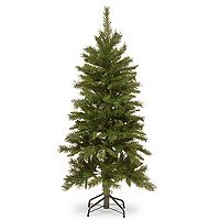 National Tree Company 4.5-ft. Tiffany Fir Slim Artificial Christmas Tree