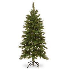 National Tree Company 4.5-ft. Tiffany Fir Slim Artificial Christmas Tree