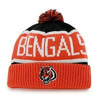 Adult '47 Brand Cincinnati Bengals Cuffed Knit Beanie