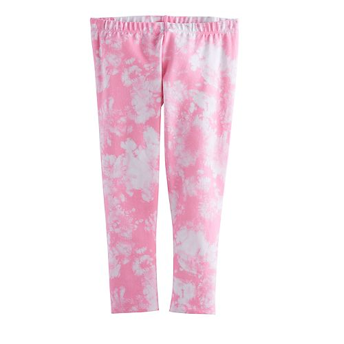 Girls 7-16 SO® Core Capri Leggings