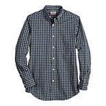 Big & Tall Croft & Barrow® Classic-Fit Easy-Care Button-Down Collar Dress Shirt