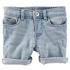 Toddler Girl OshKosh B'gosh® Cuffed Bermuda Denim Shorts