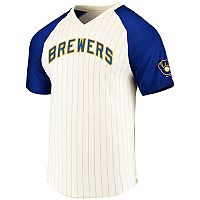 Men's Majestic Milwaukee Brewers Season Up Tee