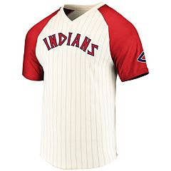 Men's Majestic Cleveland Indians Season Up Tee
