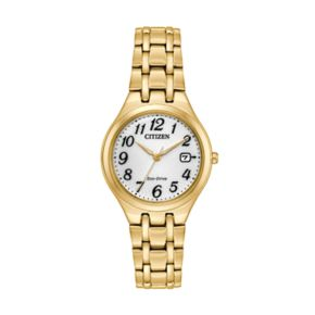 Citizen Eco-Drive Women's Corso Stainless Steel Watch - EW2482-53A