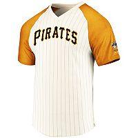 Men's Majestic Pittsburgh Pirates Season Up Tee
