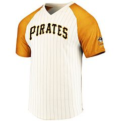 Men's Majestic Pittsburgh Pirates Season Up Tee