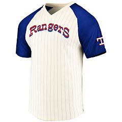 Men's Majestic Texas Rangers Season Up Tee