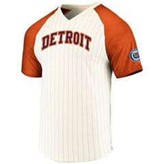 Men's Majestic Detroit Tigers Season Up Tee