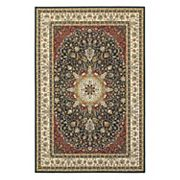 StyleHaven Keswick Marquis Framed Floral Rug