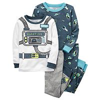 Toddler Boy Carter's 4-pc. Space