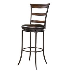 Carrington Swivel Bar Stool