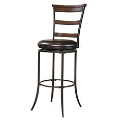 Carrington Swivel Counter Stool